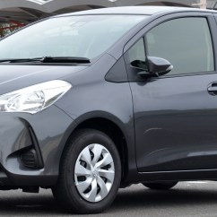 Toyota Yaris Trd Turbo New Vitz Wikipedia