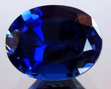 English: Blue Sapphire Italiano: Zaffiro blu s...