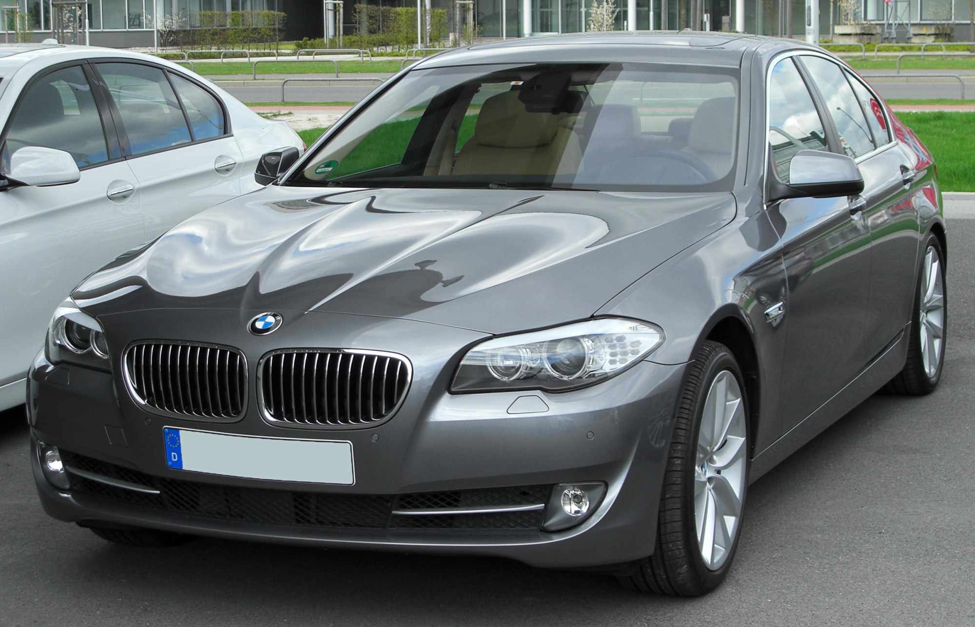hight resolution of file bmw 535i f10 front 1 20100410 jpg