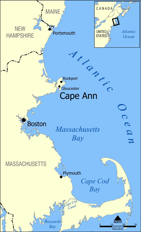 Cape Ann Wikipedia
