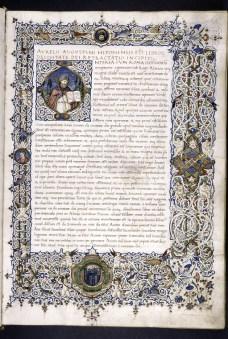 Openingstekst uit omstreeks 1470