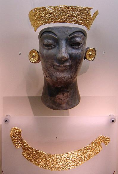 Chryselephantine sculpture  Wikipedia