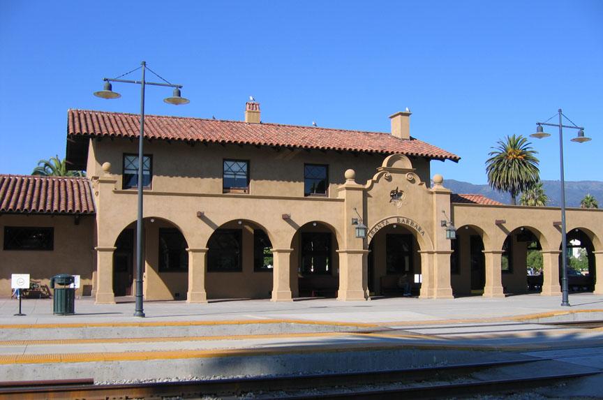 Mission Revival Architecture Wikipedia