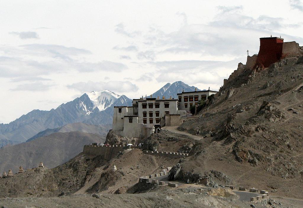 Shey Monastery  Wikipedia