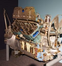 cadillac v8 engine [ 4608 x 3456 Pixel ]