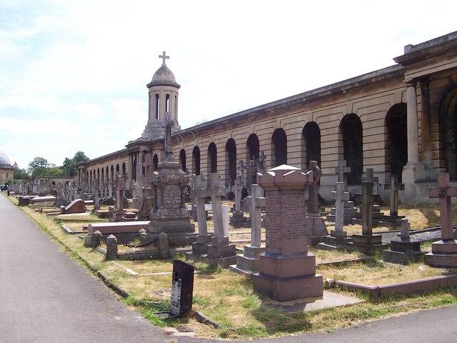 English: Brompton Cemetery