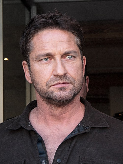 #Face2Know:  Gerard Butler  Actor, Soldier and Overall Hollywood Superstar