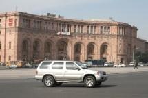 Marriott Hotel Yerevan Armenia