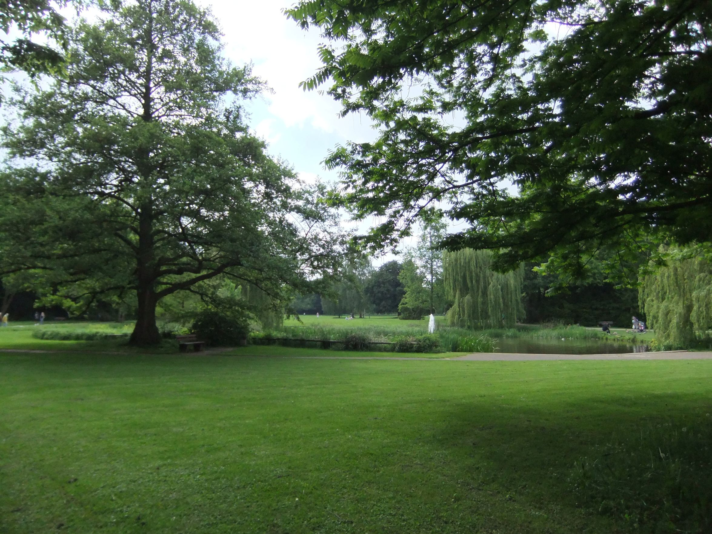 FileNordpark Bielefeld 6JPG  Wikimedia Commons