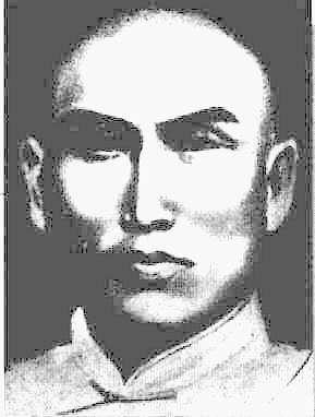 Il maestro Yang Banhou, abilissimo con la lancia