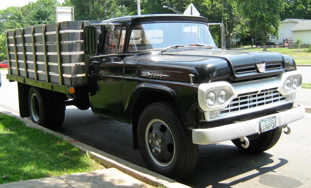 medium resolution of 1963 ford f750