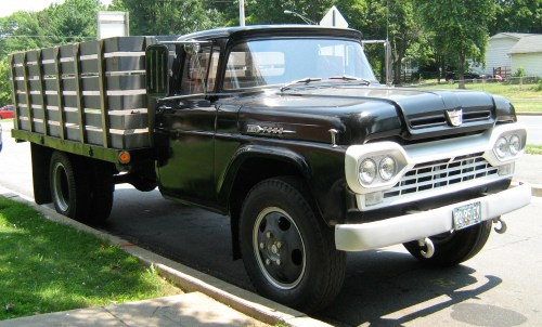 small resolution of 1963 ford f750
