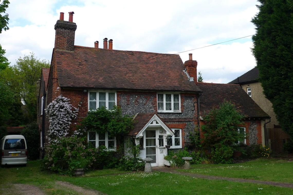 English Country Farmhouse