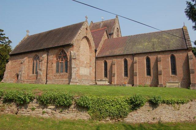 Alberbury Church