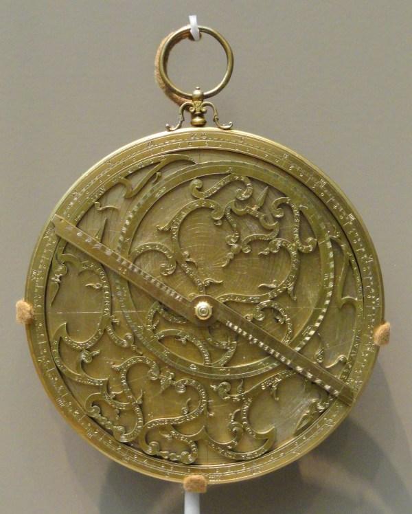 Brass Astrolabe