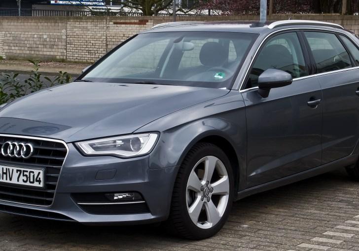 Audi A3 Germany