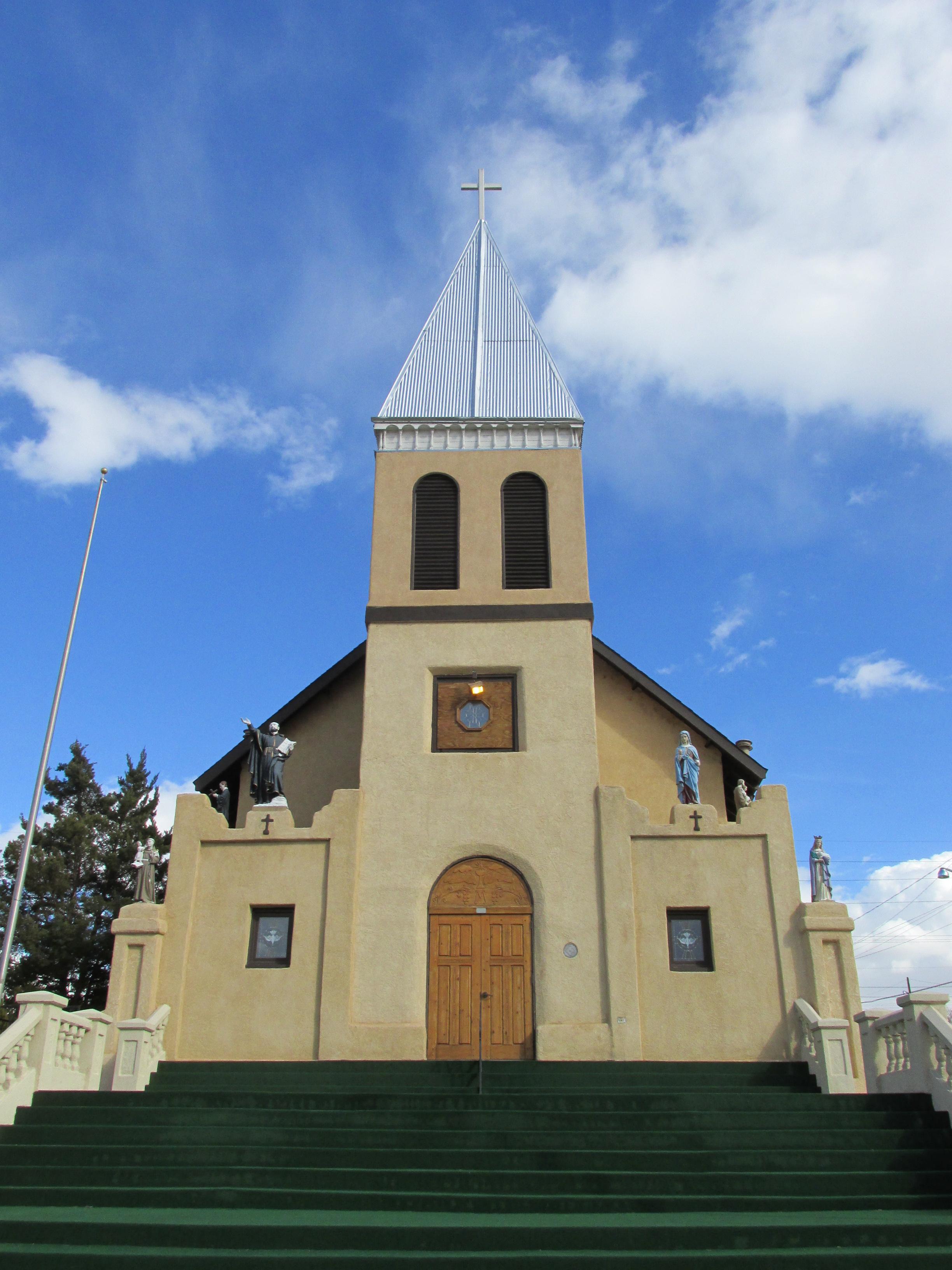 FileFront San Ignacio Church Albuquerque NMjpg