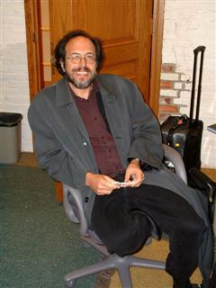 English: Lee Smolin at Harvard University