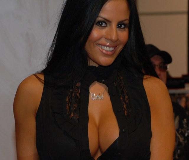Filemikayla Mendez At Avn Adult Entertainment Expo