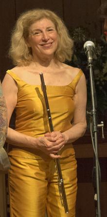 Paula Robison Wikipedia