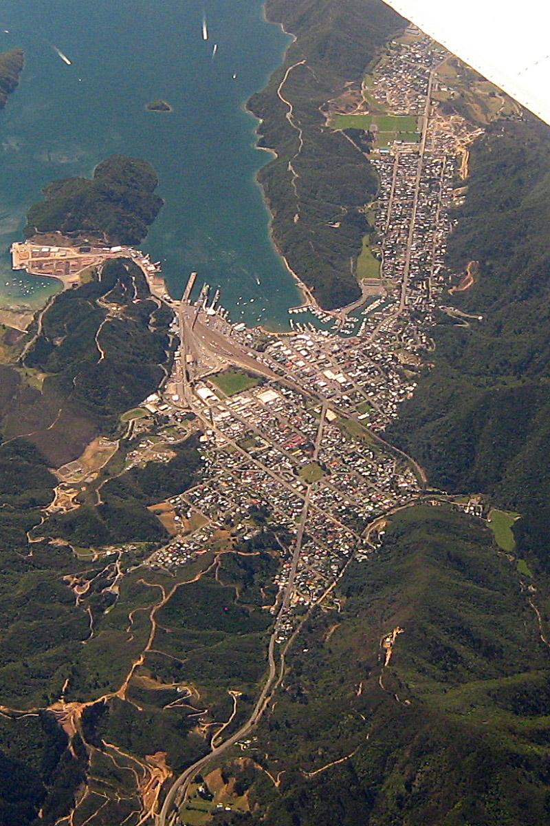 Picton Nueva Zelanda  Wikipedia la enciclopedia libre