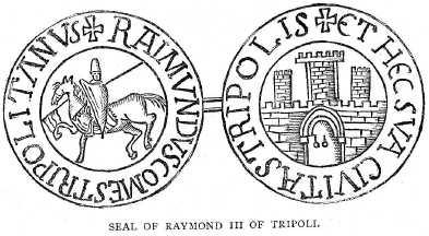 Raymond III, Count of Tripoli