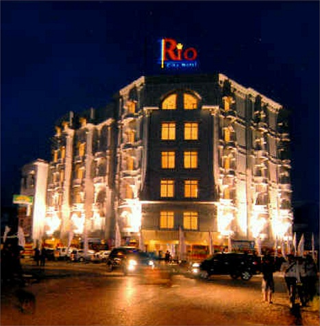 Rio City Hotel Palembang  Wikipedia bahasa Indonesia
