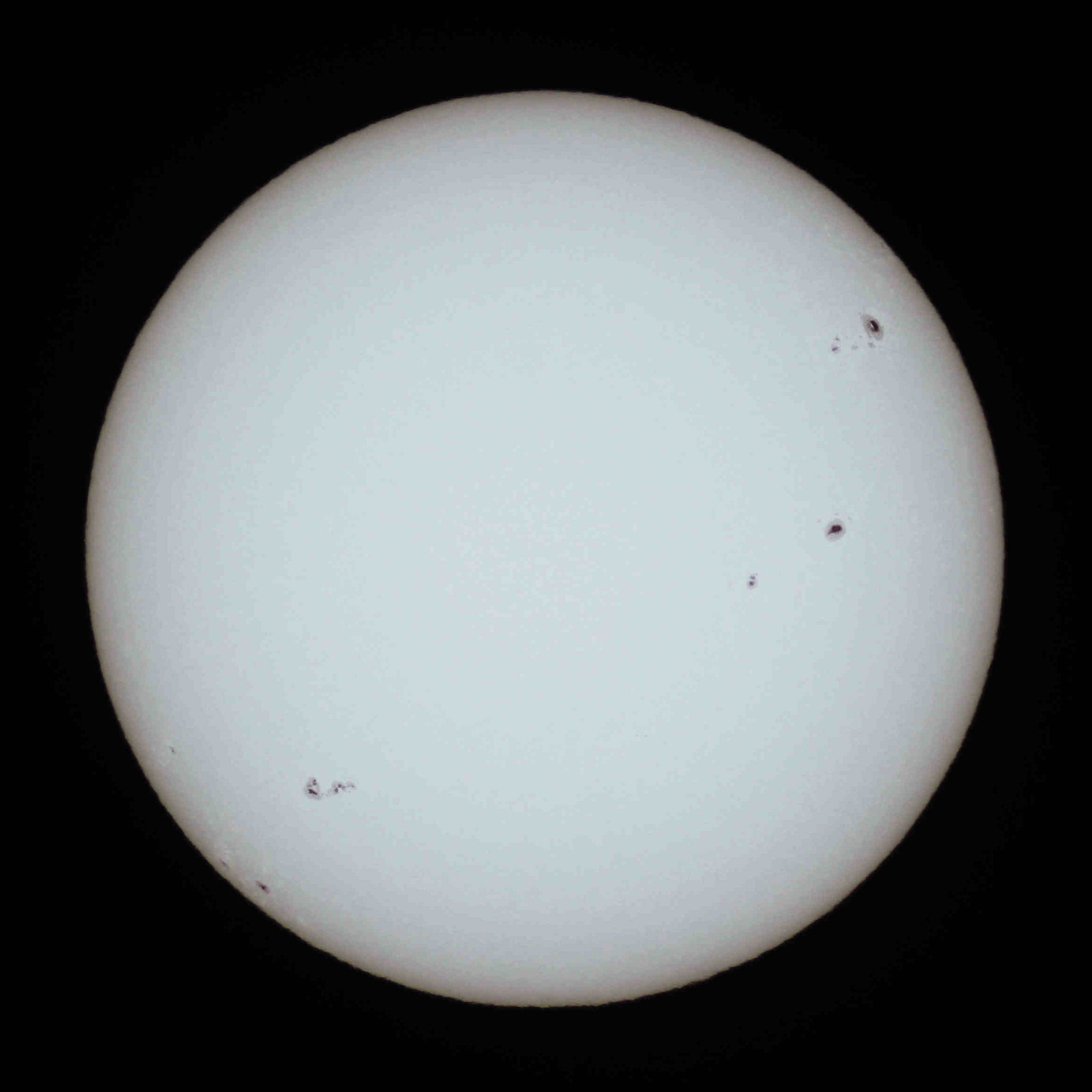 Large Image Of The Sun - Our Star