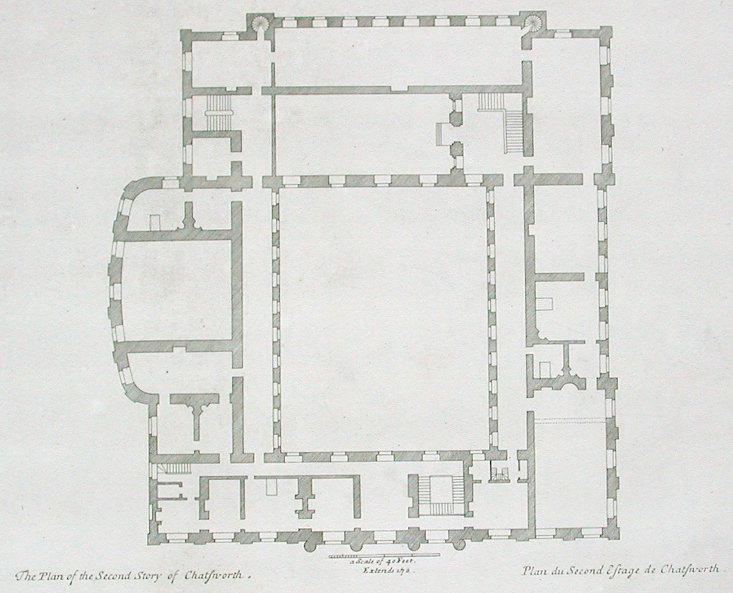 Chatsworth House Plan