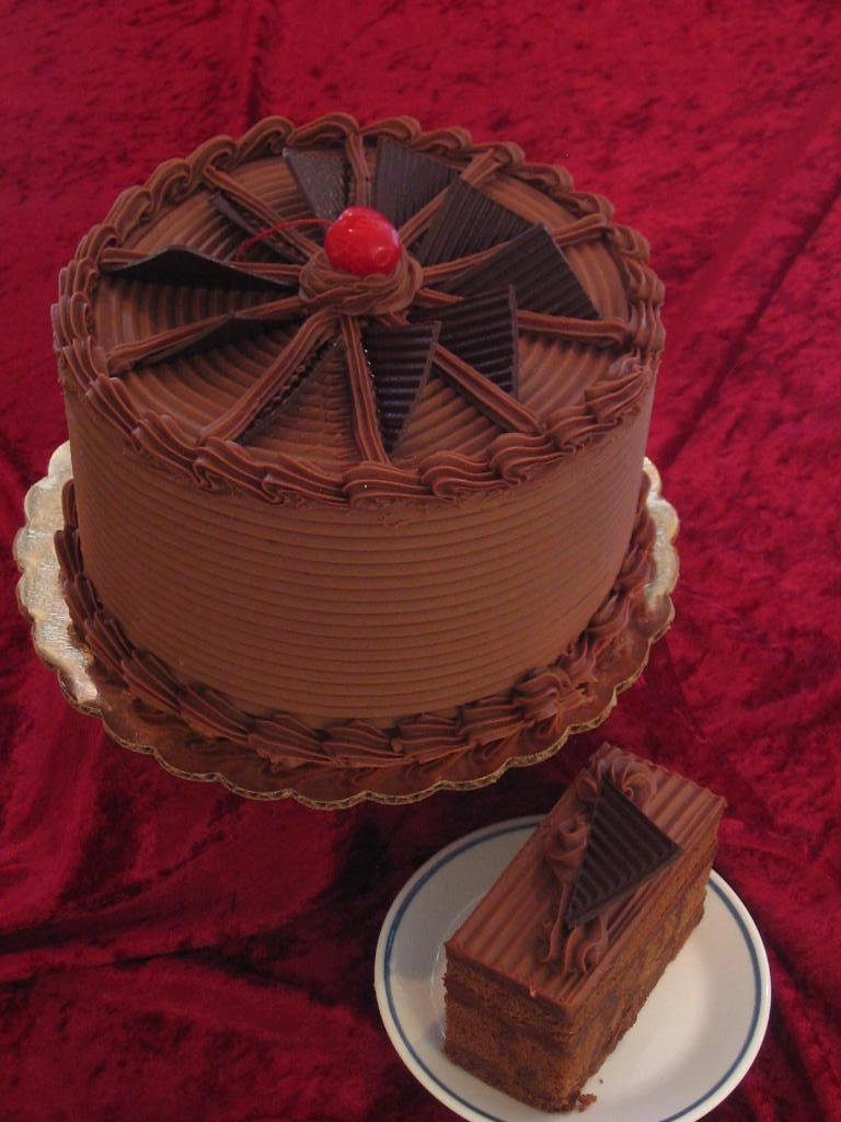 Chocolate Cake Wikipedia
