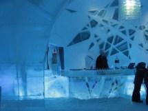 Ice Hotel Jukkasjarvi Sweden