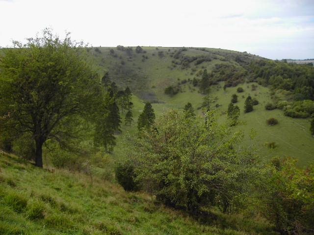 English: White Hill beauty spot. This is a ver...
