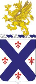 126 Infantry/Armor/Cavalry Coat of Arms