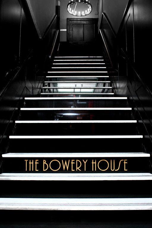 The Bowery House  Wikipedia