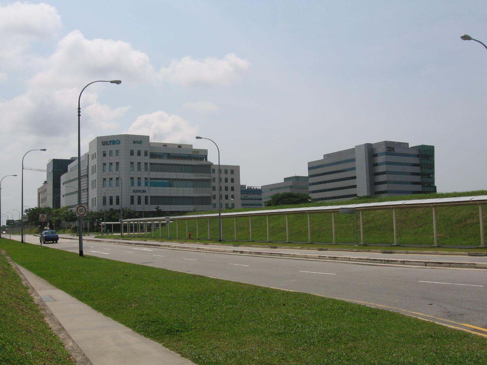 Changi Business Park Wikipedia