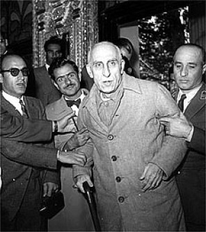Image result for prime minister mohammad mosaddegh