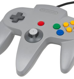 nintendo 64 console diagram [ 3060 x 2440 Pixel ]