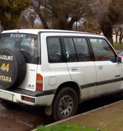 file suzuki vitara 1 6 jlx 1996 14668363433 jpg [ 2800 x 2100 Pixel ]