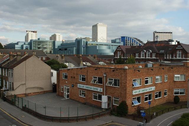 Architecture of the London Borough of Croydon  Wikipedia