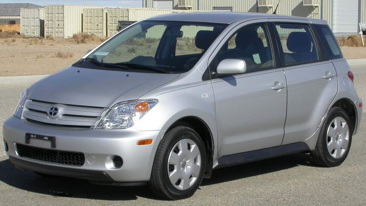 hight resolution of scion xa