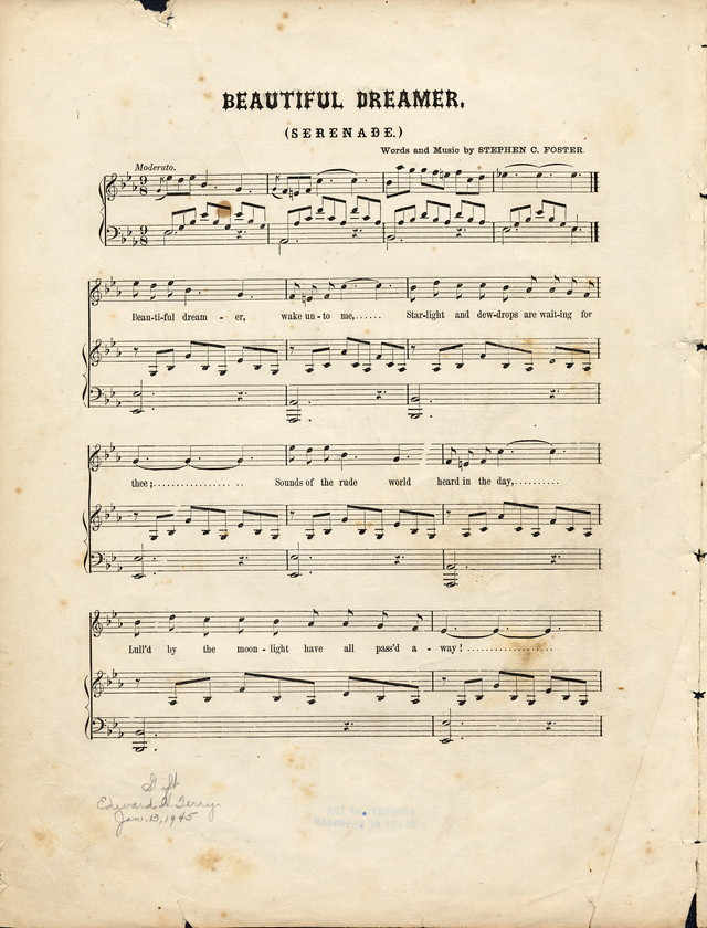 Loud House Christmas Song Lyrics : house, christmas, lyrics, Beautiful, Dreamer, Wikipedia
