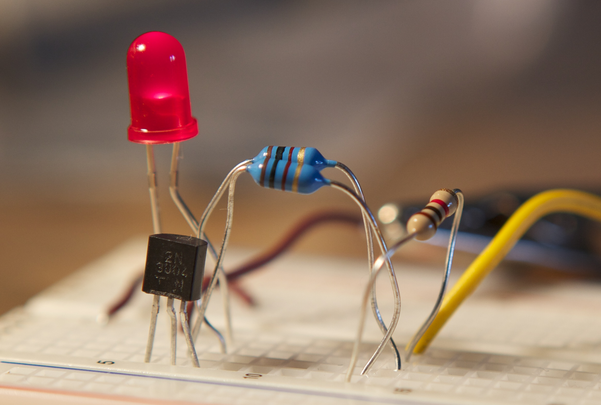 Notes This Circuit Is A Single Transistor Flyback Joule Thief Circuit