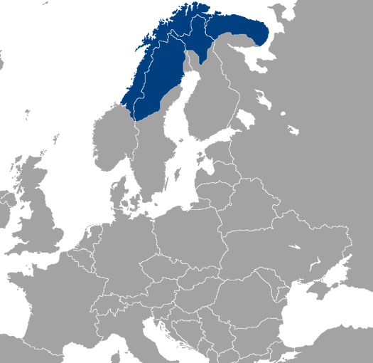 Image illustrative de l'article Laponie