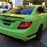File Mercedes Benz C63 Amg Coupe Performance Studio Special C204 Rear Jpg Wikimedia Commons