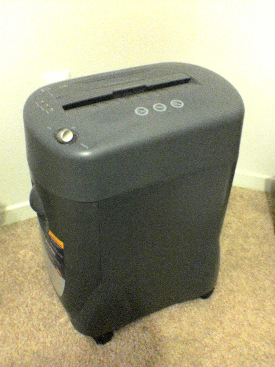 paper shredder wikipedia