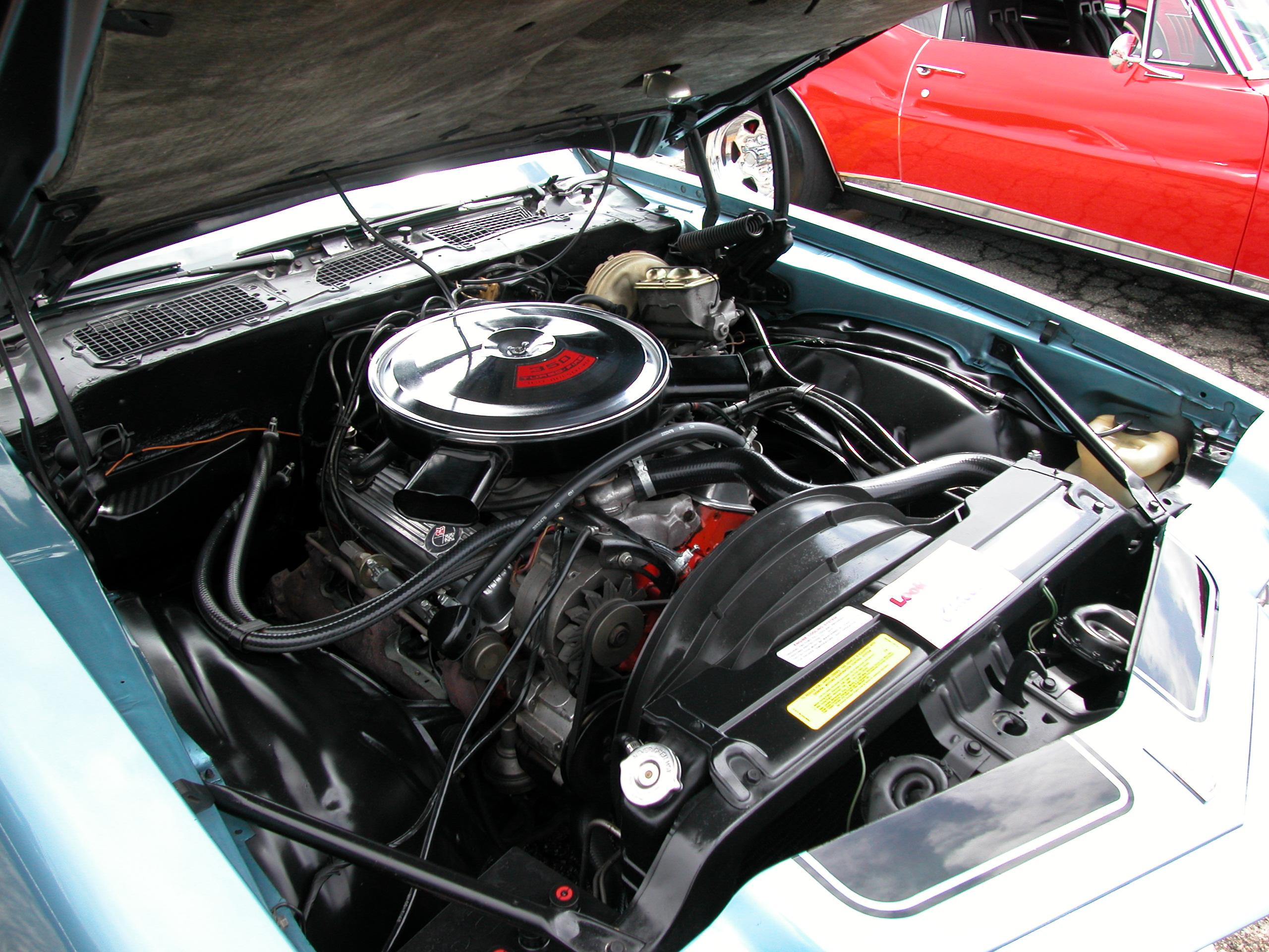 1970 Corvette Engine Wiring Diagram