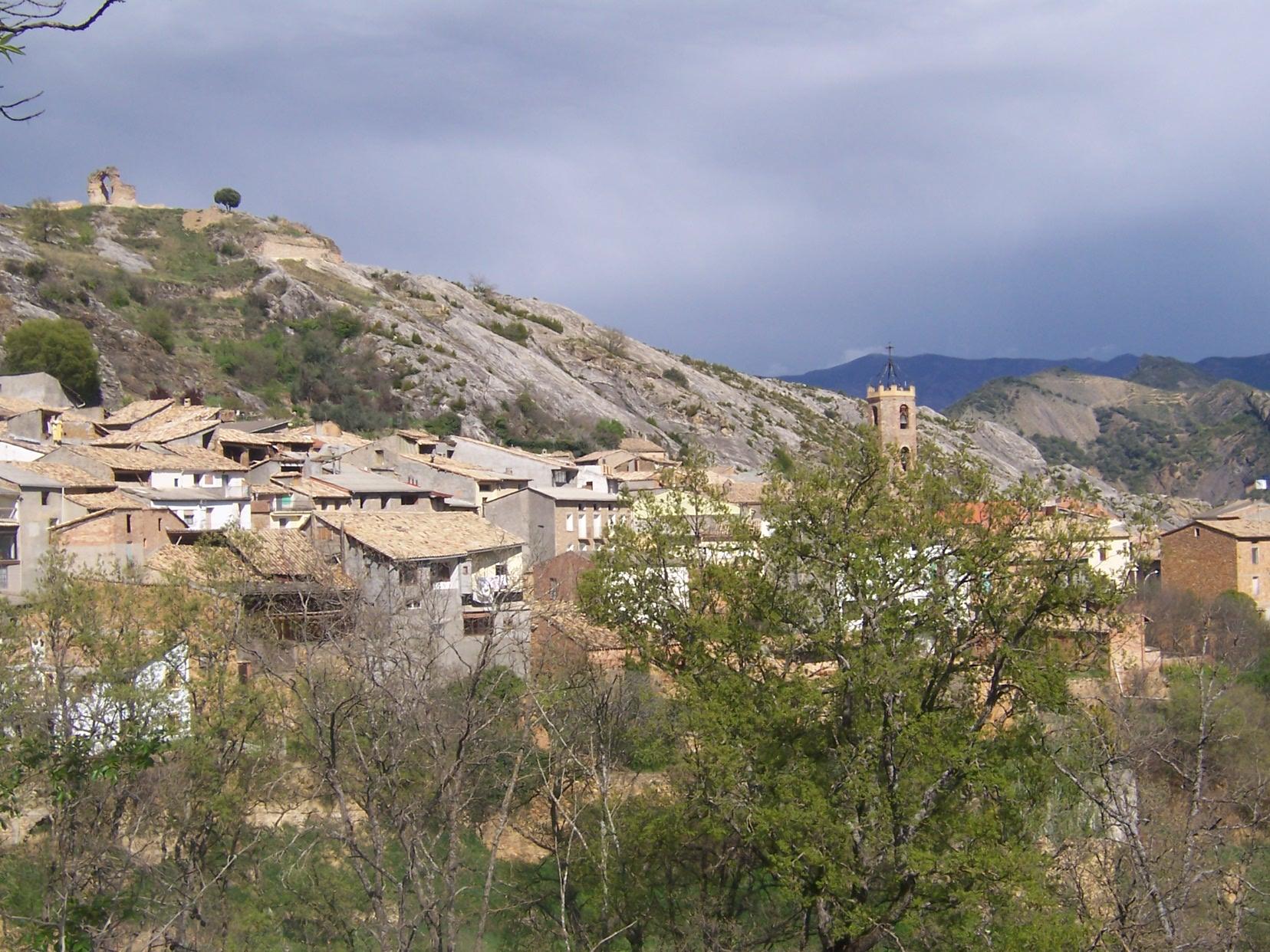 Areny de Noguera