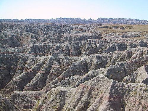 Parc national des Badlands  Wikivoyage le guide de voyage et de tourisme collaboratif gratuit