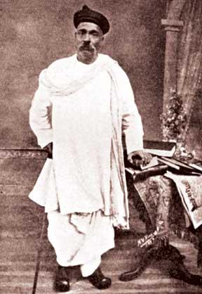 Bal Gangadhar Tilak (1856-1920)