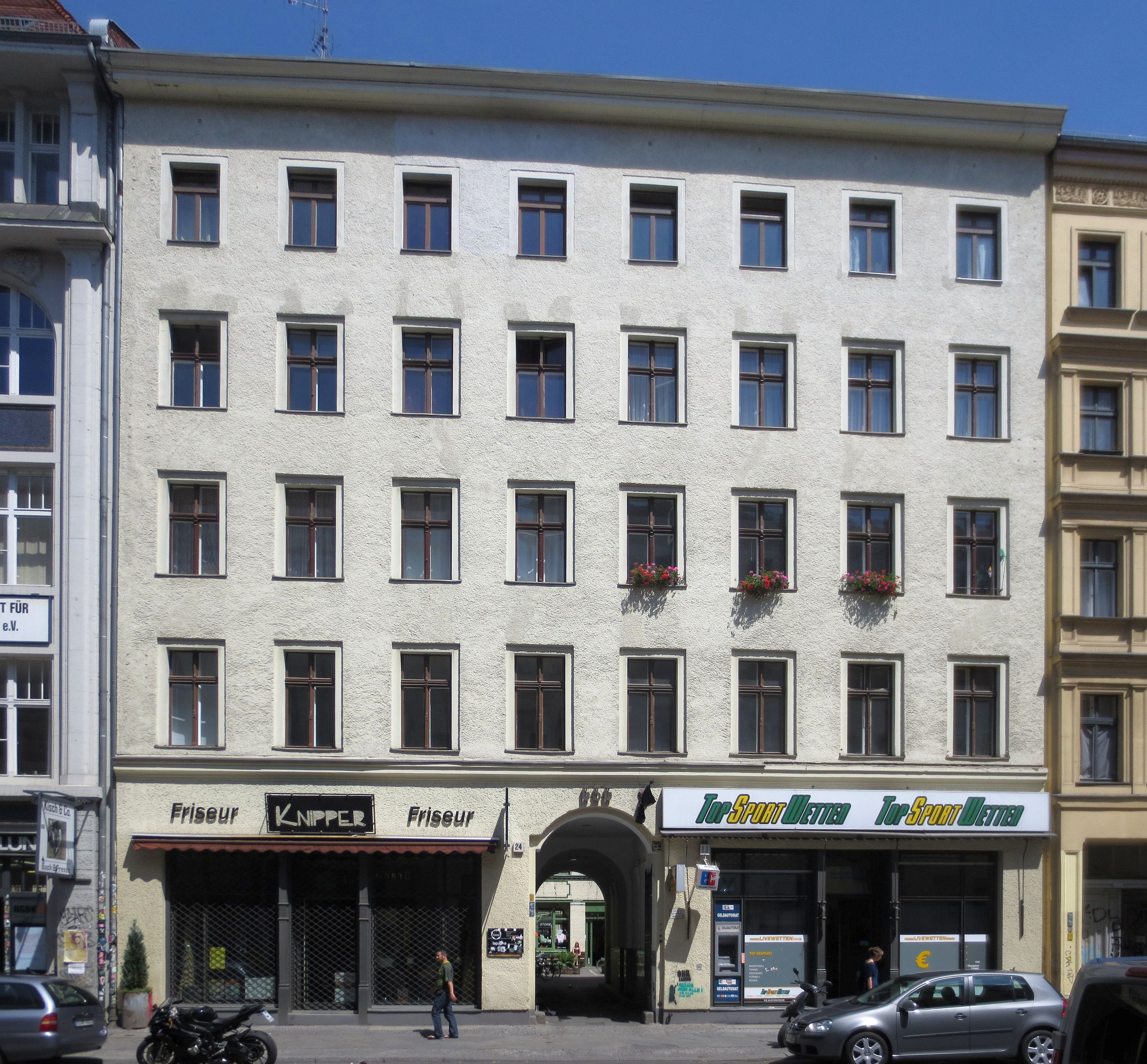 Friseur Berlin Kreuzberg  Friseur